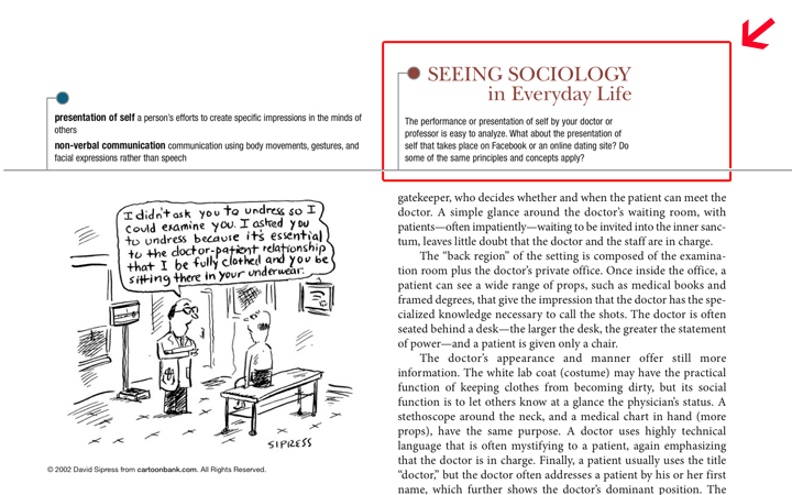 pearson education macionis gerber sociology seventh  new seeing sociology in everyday life photo essays