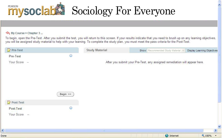 sociology pearson quiz In sociology, economy refers to the social institution through which a society's resources are exchanged and managed the earliest economies were based on trade, which is often a simple exchange in which people traded one item for another.